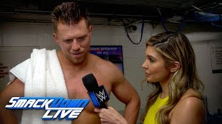 The Miz is ready for another Intercontinental Title run: SmackDown Exclusive, Sept. 10, 2019
