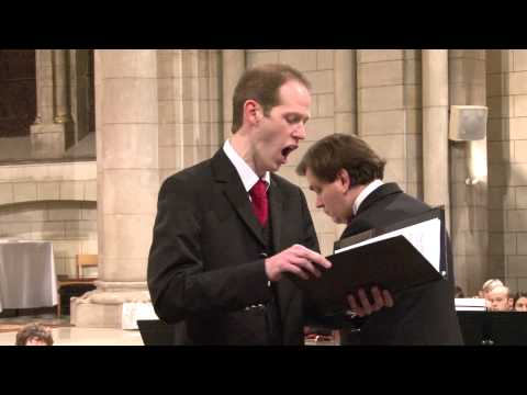 CJLa au Brussels International Singers A