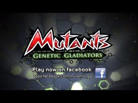 Mutants: Genetic Gladiators Official Trailer