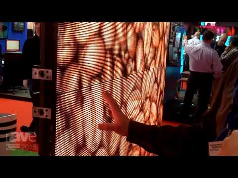 ISE 2015: EKTA Showcases Their Magnetic LED Display System