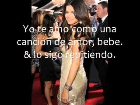 Selena Gomez - Love You Like A Love Song. Subtitulada En Español video