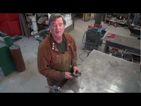 How to Weld a Lap Joint