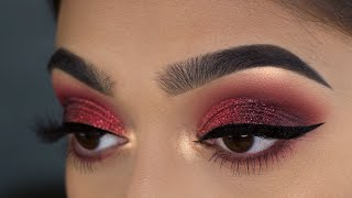 Huda Beauty Ruby Obsessions | Chelseasmakeup