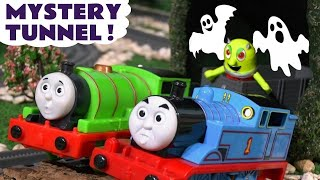 Thomas and Friends Spooky Tunnel Toy Train Story with the funny Funlings for kids and children TT4U