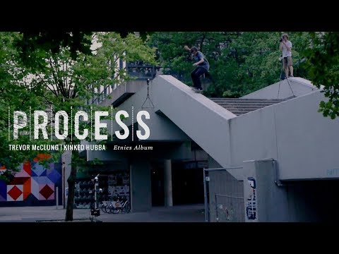 "Process: Trevor McClung In Etnies' ""Album"""