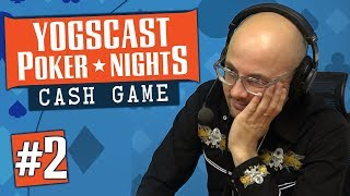 Yogscast Poker Nights | Cash Games #2 - Running Hot