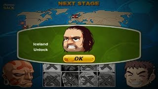 How To Unlock Iceland In Head Soccer (Fight Mode)