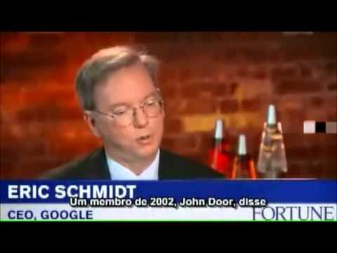 COACH - ERIC SCHMIDT - SEO Google