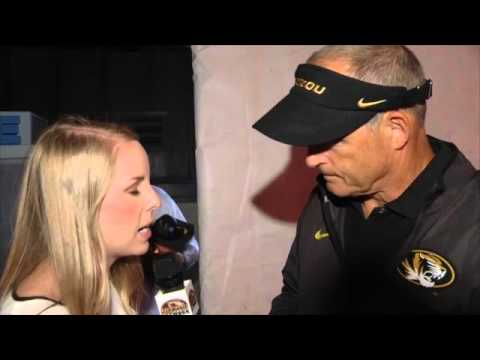 POSTGAME: Pinkel Post Arkansas St. Win