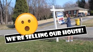 We're Selling Our House 😮 (WK 375.7) | Bratayley