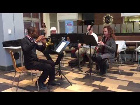 Indiana Wind Symphony's Woodwind Quartet