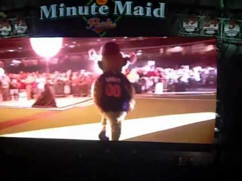 Orbit arrives back in Houston at MMP Launch Party 2013