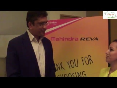Interview Arvind Mathew - CEO of Mahindra Reva Electric Vehicles