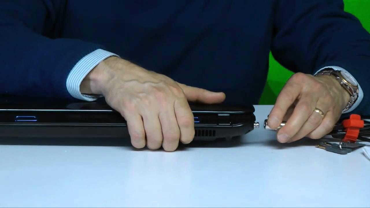 Kensington Clicksafe Laptop Lock Kensington Clicksafe Laptop