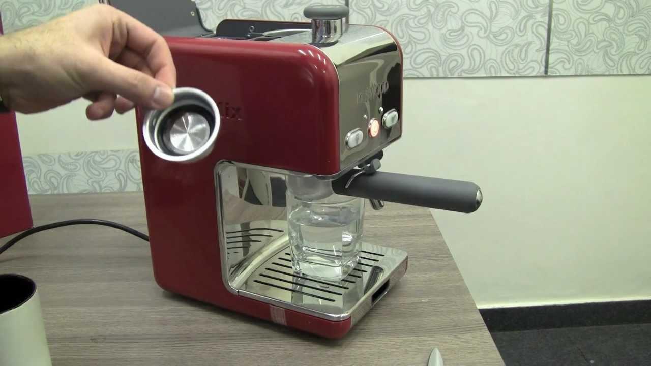 kmix espresso machine