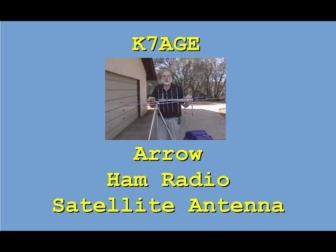 Ham Radio Satellite Arrow Antenna