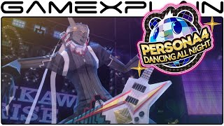 Persona 4: Dancing All Night - All Persona Victory Animations