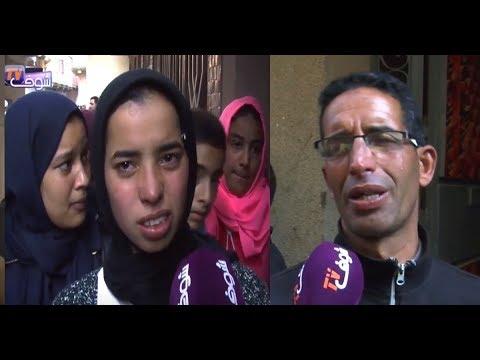 أب التلميذ اللي قتلو صاحبو أمام مدرسة فطنجة يبكي في أول تصريح مؤثر