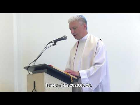 ÖKTV Adás - templom áldás 2020.06.28.