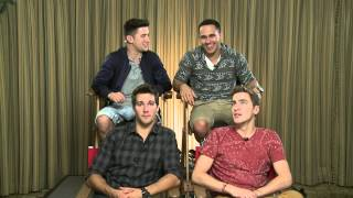 Exclusive Interview with BIG TIME RUSH!