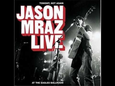 Jason Mraz -- Not So Usual