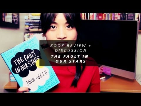 Book Review + Discussion - The Fault in Our Stars