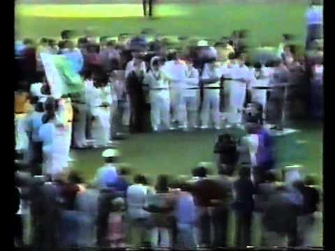 Sarfraz Nawaz 9/86 vs Australia 1st test 1978/79 MCG PART TWO