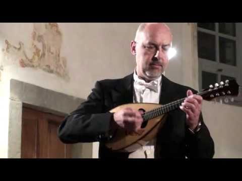 Antonio Vivaldi - Concerto in do magg. Ugo Orlandi, mandolino