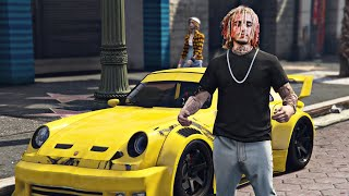 How to make Lil Pump in GTA 5