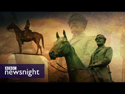 Should controversial statues be removed?  - BBC Newsnight