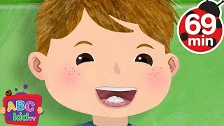 Johny Johny Yes Papa (2D) | +More Nursery Rhymes & Kids Songs - Cocomelon (ABCkidTV)