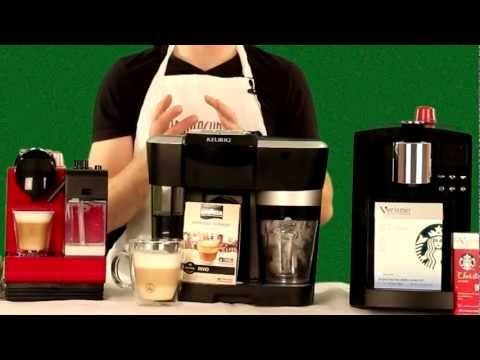 Nespresso Lattissima Plus vs Keurig Rivo vs Starbucks Verismo - exclusive Review and Comparison