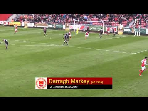 Goal: Darragh Markey (vs Bohemians 17/05/2019)