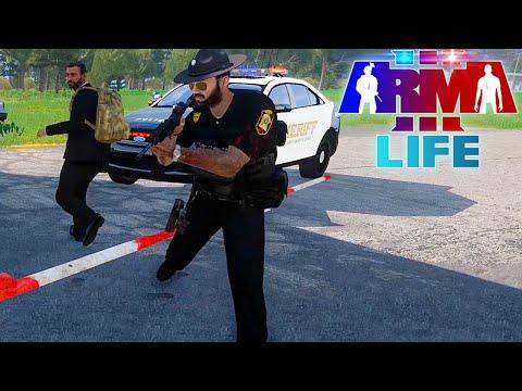 Arma 3 Life Police #67 - Elected Undersheriff