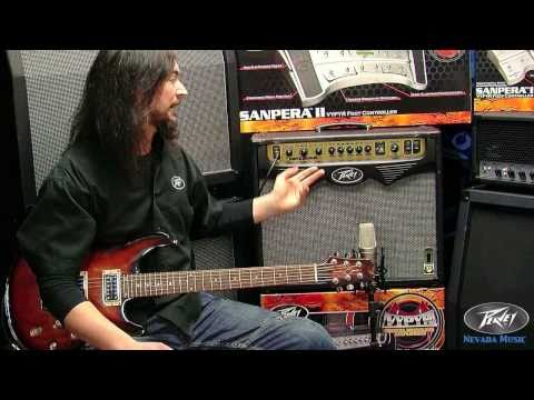 Peavey Vypyr Tube 60 Amp In Depth Demo - Tom Allen @ Nevada Music UK