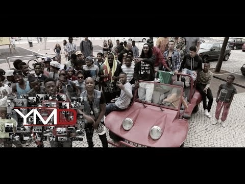 NIGGAS EM CASCAIS - Honat .ft Katanga Black X (Official Video)