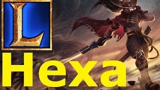 Top 5 HEXAKILLS - League of Legends