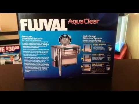 Fluval AquaClear 70 Review: Is This HOB Filter Still The ...