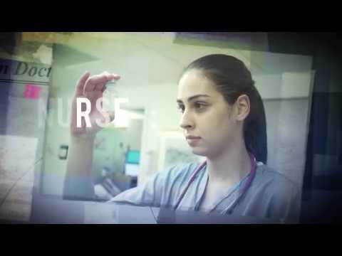 "Promo Trailer ""Nurses: Their Vital Role in Transforming Healthcare"" Narrated by Joan Lunden"
