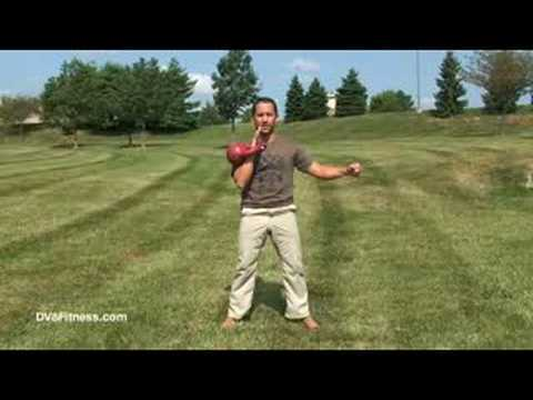 Kettlebell Basics - One Arm Kettlebell Clean Image 1