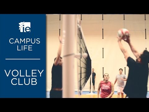 Campus Life! Episode 6: IE Volleyball Club