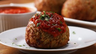 Stuffed Potato Bombs