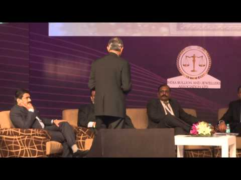 IIBS 2014 - Panel Discussion 1: FDI Investment in Bullion & Jewellery Industry - Part 2