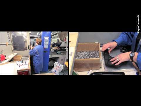 CME moulage thermoplastique situé à Compiègne dans lOise