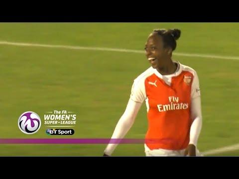 Arsenal Ladies 3-1 Reading Women | Goals & Highlights