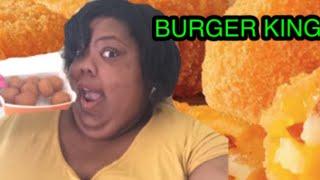 🥓 Burger King Bacon Cheese Tots Review 🧀