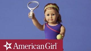 American Girl Truly Me Teamwork Stop Motion | American Girl