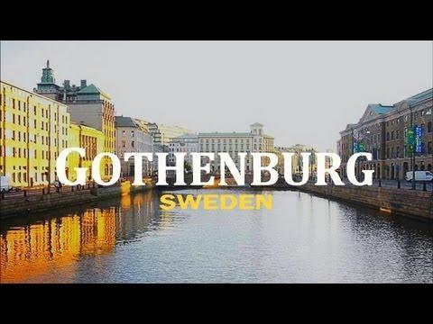 MY TRIP TO GOTHENBURG - SWEDEN | 2011