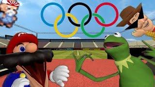 R64: Mario the Olympian