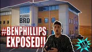 BEN PHILLIPS £1,000,000 OFFICES **EXPOSED!**
